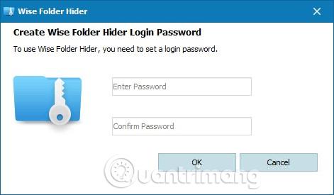 Cách đặt mật khẩu thư mục bằng Wise Folder Hider - Ảnh minh hoạ 3