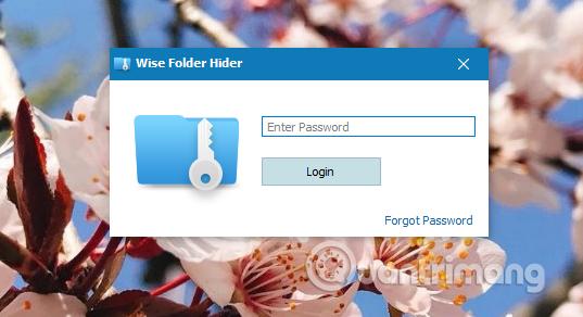 Cách đặt mật khẩu thư mục bằng Wise Folder Hider - Ảnh minh hoạ 9