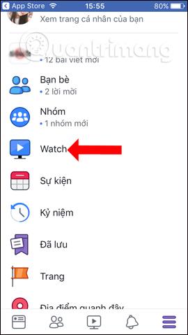 Cách dùng Facebook Watch - Ảnh minh hoạ 2
