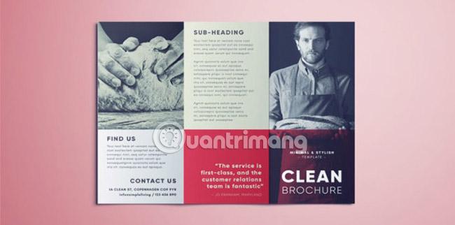 7 trang web tốt nhất để tìm InDesign Template miễn phí - Quantrimang com