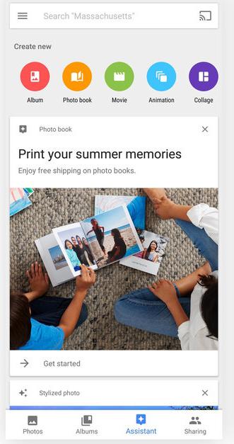 Google Photos 4.0 1