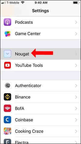 Tùy chỉnh tweak Nougat