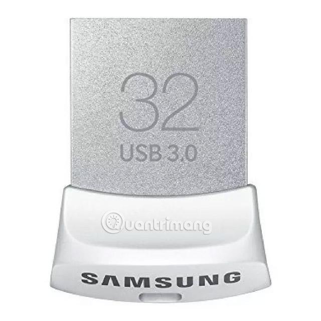 Flash drive fit