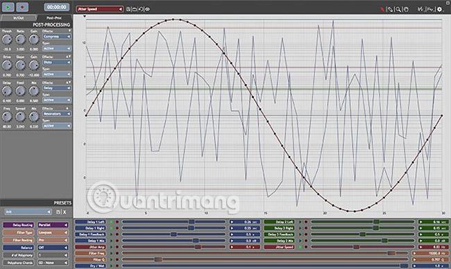 Ứng dụng sản xuất nhạc miễn phí tốt nhất trên Linux