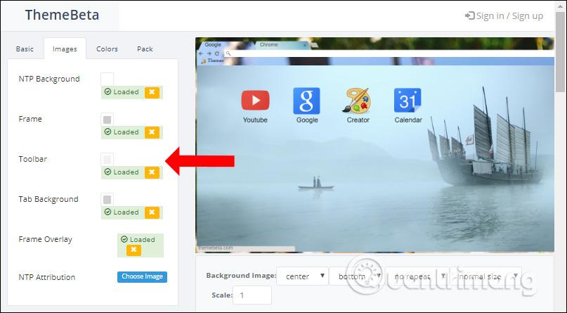 Cách đổi giao diện Chrome, tự tạo theme cho Chrome cực độc