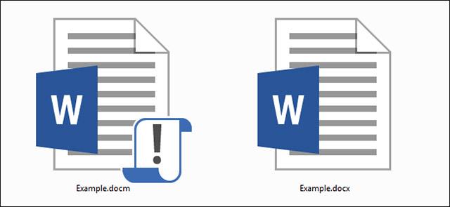 Những phần mở rộng file có thể ẩn chứa nguy hiểm, cân nhắc trước khi click, tải về