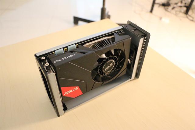 Các GPU gắn rời có nhiều tính năng và khả năng tương thích đa dạng