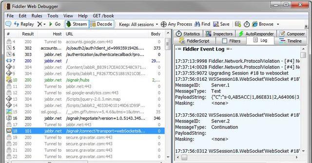 Cách sử dụng Fiddler thu thập các phiên HTTP/HTTPS để gỡ lỗi