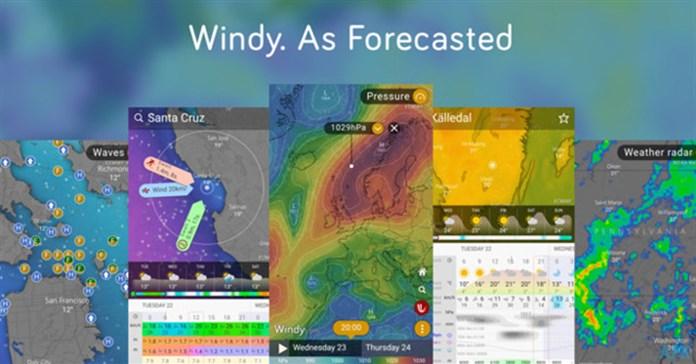 Cách xem đường đi của bão số 9, theo dõi các cơn bão