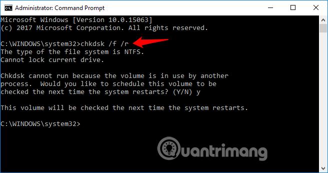 Cách sửa lỗi Unknown Hard Errortrên Windows 10 - Ảnh minh hoạ 3