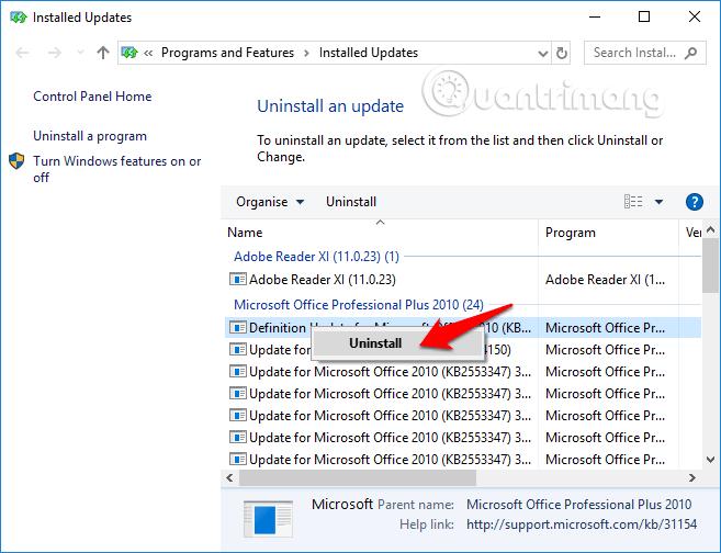 Cách sửa lỗi Unknown Hard Errortrên Windows 10 - Ảnh minh hoạ 5