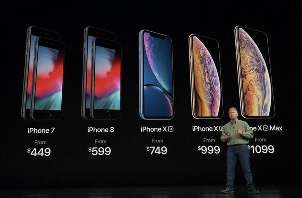 iPhone X bị khai tử