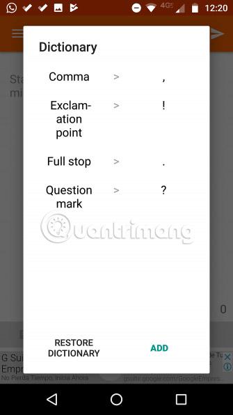 Speech Texter
