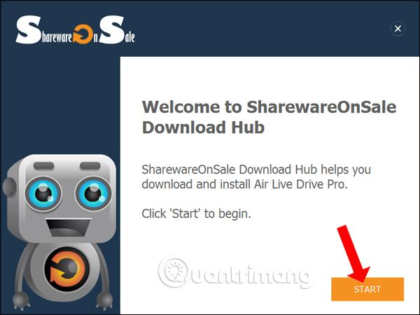 Cài công cụ SharewareOnSale