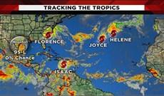5 ứng dụng giúp bạn theo dõi hoạt động của các cơn bão một cách dễ dàng
