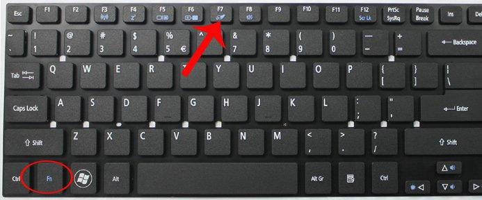 Cách sửa lỗi Touchpad không click được trái phải