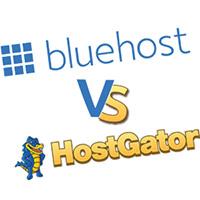 So sánh web hosting Bluehost và HostGator