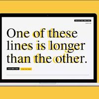 Times Newer Roman - font chữ giúp bài viết của bạn dài hơn