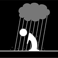 Top ảnh bìa Facebook màu đen cho những ai đang buồn