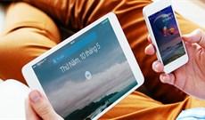 Cách thay ảnh nền iPhone tự động khi xoay màn hình