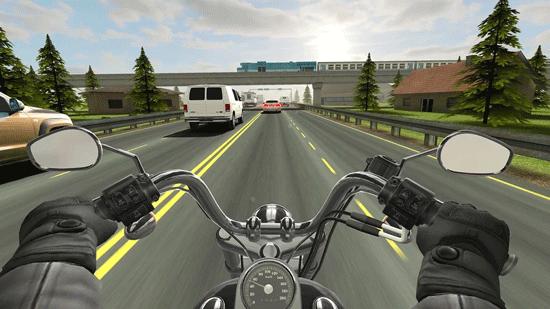 Trò chơi Traffic Rider