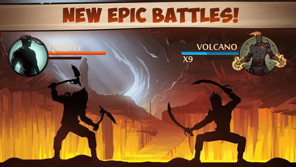 Trò chơi Shadow Fight
