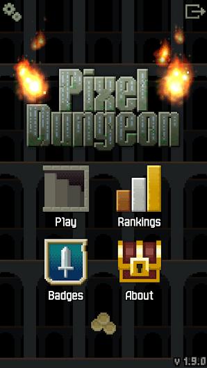 Trò chơi Pixel Dungeon