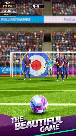 Trò chơi Flick Soccer