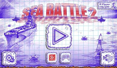 Trò chơi Sea Battle 2