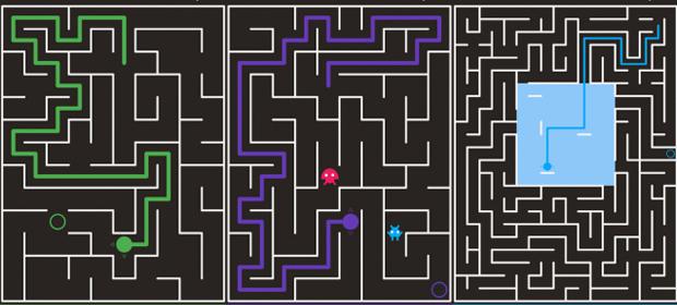 Trò chơi Mazes & More