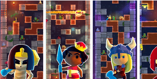 Trò chơi Once Upon A Tower