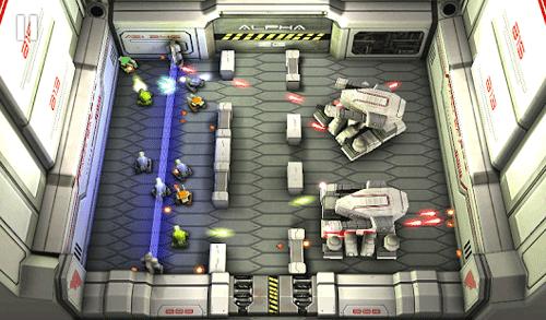 Trò chơi Tank Hero: Laser Wars