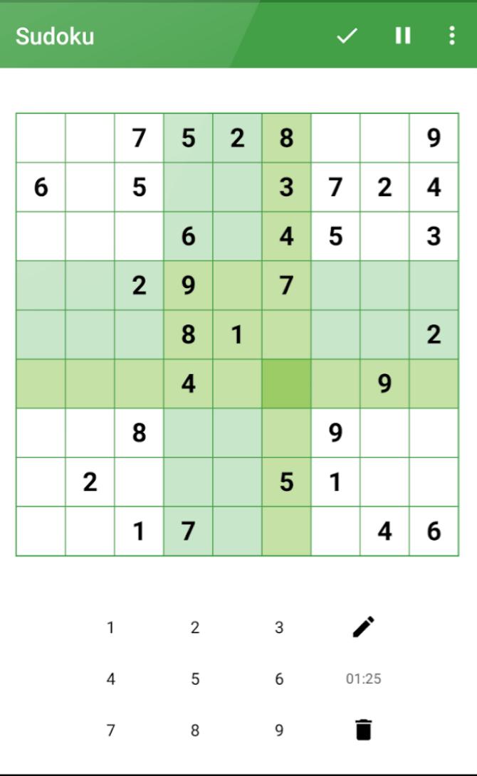 Trò chơi Sudoku