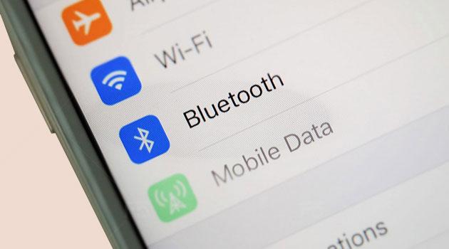 Lỗi kết nối Bluetooth