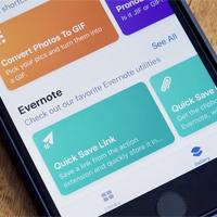 Cách tải file trên iPhone bằng Siri Shortcuts