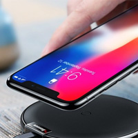 Sạc không dây cho iPhone Xs nhanh hơn iPhone X chỉ 30 phút