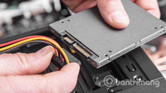Xử lý các ổ SSD