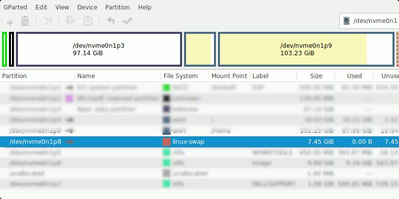 Cách tạo Swap file trong Linux