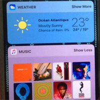 Cách chỉnh màu thông báo và widget iPhone