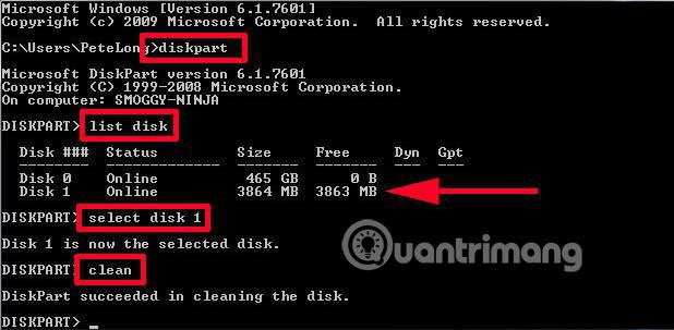 Cách xóa ổ đĩa không thể loại bỏ bằng Disk Management - Ảnh minh hoạ 12