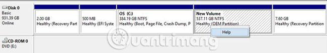 Cách xóa ổ đĩa không thể loại bỏ bằng Disk Management - Ảnh minh hoạ 4