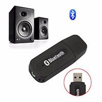 Cách kết nối USB Bluetooth với amply