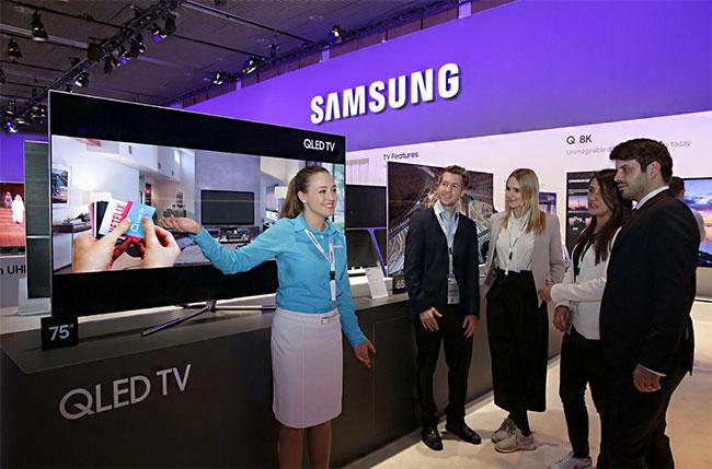 Gọi tổng đài chăm sóc khách hàng Samsung