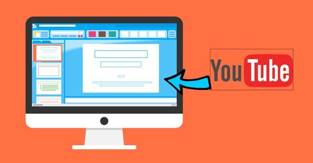 Hướng dẫn chèn video Youtube vào PowerPoint