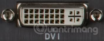 Cổng DVI trên máy tính