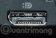 Cổng Display Port trên máy tính