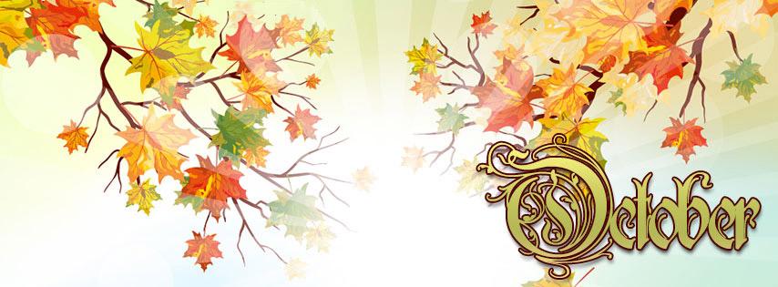Mời tải về bộảnh bìa Facebook chào tháng 10 đẹp và ý nghĩa - Ảnh minh hoạ 5