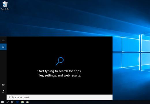 Cortana trên Windows 10 October 2018 chỉ có khả năng tìm kiếm thông thường mà thôi