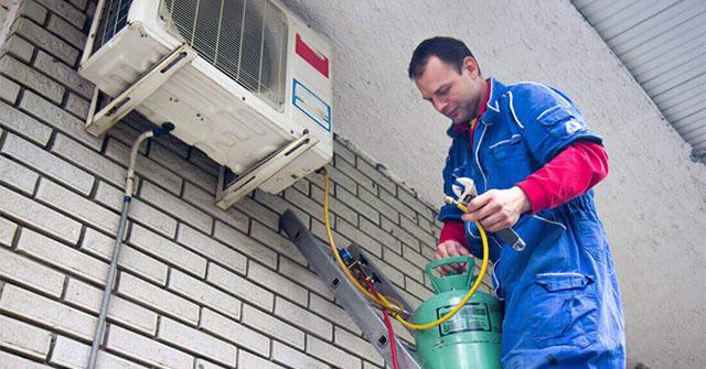 Cách xử lý rò rỉ gas điều hòa