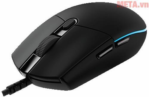 Chuột Logitech Pro dành cho game thủ.